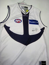 FREO MATTHEW PAVLICH HAND SIGNED AWAY JERSEY UNFRAMED + PHOTO PROOF + C.O.A