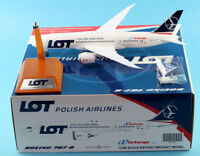 JC Wings 1:200 XX2004 LOT Polish Airlines Boeing 787-8 Diecast Models SP-LRF