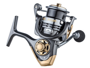 High Speed Fishing Spinning Reel Whole Metal Handle EVA Knob Gear Ratio 7.1:1