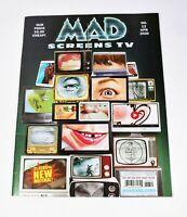 MAD Magazine #12 April 2020 TV Issue! Al Jaffee! Sergio Aragones! Spy vs Spy! LN