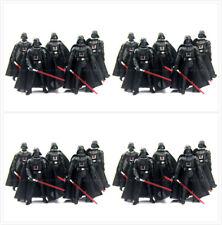 "Lot 50Pcs Star Wars Darth Vader Revenge Of Sith ROTS 2005 Hasbro 3.75"" Figures"