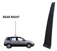 VERTICAL EXTERNAL DOOR PILLAR TRIM FRAME COVER - REAR RIGHT FOR FORD FUSION 02-