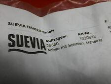 Suevia Ersatzteil Schwimmer Ventil Tränke Pferdetränke Trog Becken Stall Weide