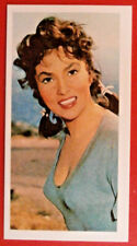 GINA LOLLOBRIGIDA - Card # 02 individual card - Tribute Collectables - 2014