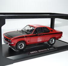 Opel Manta A GT/E GTE 1975 rot schwarz red black rouge noir - Norev 183632 1:18