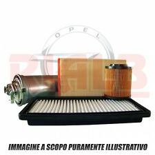 Kit 3 Filtri Bosch per Opel Zafira Tourer C (P12) 1.6 CNG 110 kw motore: A16XNT