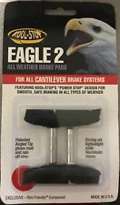 Kool-Stop Eagle 2 Cantilever Bike All Weather Brake Pads - Black