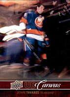 2012-13 Upper Deck Canvas #C54 JOHN TAVARES  NY Islanders