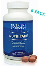 Nutrifade Hyperpigmentation Correcting Supplement -  6 PACK