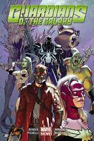Guardians of the Galaxy Vol 2 by Bendis, Pichelli, Bradshaw HC Marvel 2016