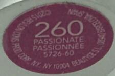 Revlon Matte Balm Lipstick 260 (Passionate) 2.7g NEW