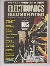 Electronics Illustrated Magazine May 1969 CB Radio, Tools for Electronics  / e2