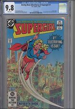 SupergirL, Daring Adventures of, #1  CGC 9.8 1982 Origin Issue : NEW FRAME