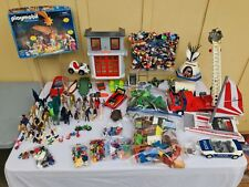 476PC Playmobil LOT People Sets Animals Fire Station Indian Accessories Nativity