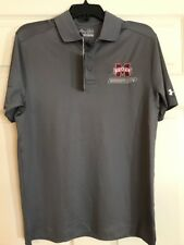 Mississippi State Under Armour Mens Polo Size Small Nwt