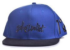 Ecko Unlimited Men's Royal Blue Weld Snapback Hat