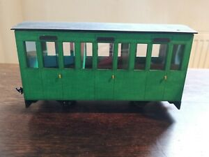 45mm g gauge, kit build coach, 16mm or 7/8 scale