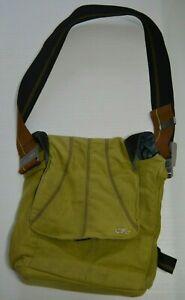 """Knog """"Frank's Dog"""" Pannier Messenger Bag Green"""