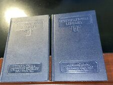 International Library Textbook Tempering Heat Steel Shop Equipment vintage lot