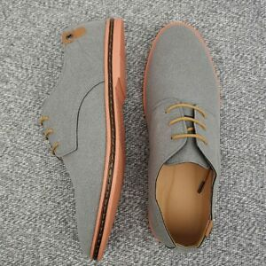 Leather Men Shoes Oxford Casual Shoes Classic Sneakers Comfortable Footwear Shoe