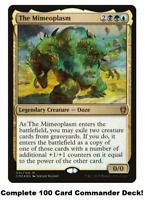 MTG Commander EDH Deck The Mimeoplasm 100 Cards Custom Deck Sultai Graveyard