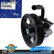 GENUINE Power Steering Pump Fits 01-06 Hyundai Sonata Kia Optima OEM 5710038500