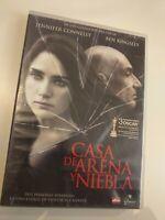 Dvd  CASA DE ARENA Y NIEBLA  con jennifer connelly y ben kingsley