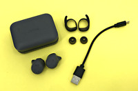 Jabra Elite Sport CPB050 Wireless Waterproof Earbuds 9h, Cord Free - GRAY #G8954