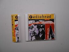 RADIOHEAD Pablo Honey JAPAN EMI 1993 FOUR TRACK EP MEGA RARE 2E3