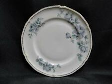 Royal Tettau Damask Rose, Blue / Green Roses: Bread Plate (s), 6 1/4""