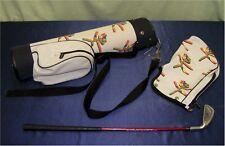 Us Kids Golf bate kidsflex habilitada nr 7 * bolsa de golf de speq Sport usado