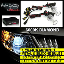 FOR SMART FORTWO FORFOUR HEADLIGHT H7 XENON HID CONVERSION KIT UPGRADE 6000K ICE