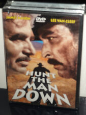 Hunt The Man Down (DVD) Lee Van Cleef, James Mason, BRAND NEW!