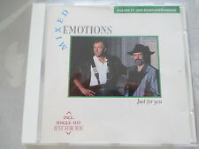 Mixed Emotions - Just for you - (Drafi Deutscher) - EMI CD made in Switzerland
