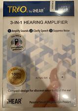 iHEAR TReO 3 in 1 Hearing Amplifier Left Ear
