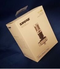Shure MOTIV MV88 Digital Stereo Condenser iOS Microphone w/ Lightning