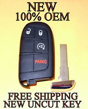 NEW OEM 15-17 JEEP RENEGADE COMPASS SMART KEY PROXIMITY REMOTE FOB TRANSMITTER