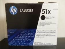 HP Q7551X 51X Black Toner Cartridge LaserJet P3005 Genuine New Open Box