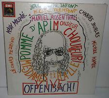 1731743  Offenbach Pomme D'Api  Monsieur Choufleuri  Mesdammes De La Halle New