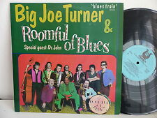 BIG JOE TURNER Roomful of blues Special guest DR JOHN BLUES TRAIN MR5293