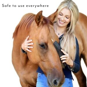 Shedding Grooming Massage Brush Horse Hairs Combs Pet Horse Grooming