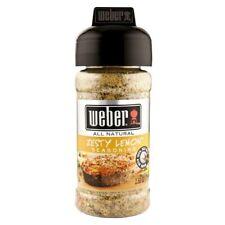 Weber Zesty Lemon Seasoning - 2.5 oz