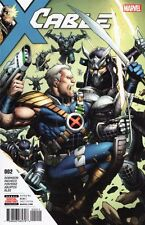 Cable #2 Comic Book 2017 - Marvel