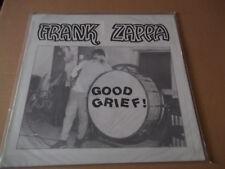FRANK ZAPPA - GOOD GRIEF (1978-82) RARE LIVE LP NOT TMOQ SEALED