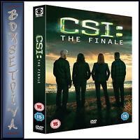 CSI - THE FINALE  *BRAND NEW DVD***