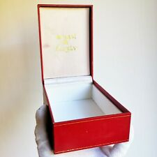 scatola per orologio gioielli Le must de CARTIER watch box beauty jewelry case