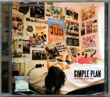 SIMPLE PLAN Get Your Heart On! 2011 MALAYSIA EDITION Enhanced CD RARE NEW SEALED