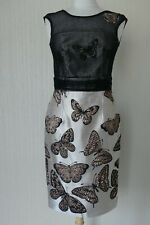 SALE!!!!  Ladies Black and Gold Formal Dress by SARA R  Size 40 UK12 Style 26049