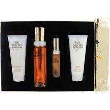 White Diamonds EDT Spray 3.3 oz & eau de Parfum Spray .5 oz & Body Cream 3.3 oz