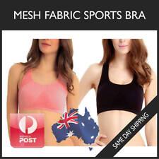 Unbranded Mesh Activewear Tops for Women